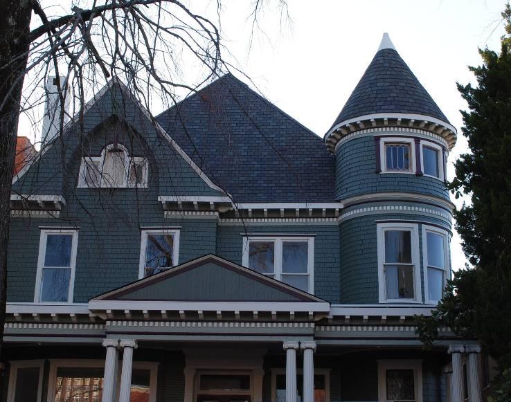 Victorian House Restoration Victoria Nichols Photography