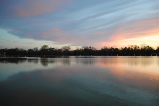 East Lake Park Sunset 04062013